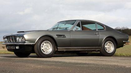 1970 Aston Martin DBS V8 7