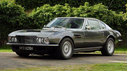 1970 Aston Martin DBS V8 - UK version 1