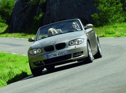 2007 BMW 1er convertible 2