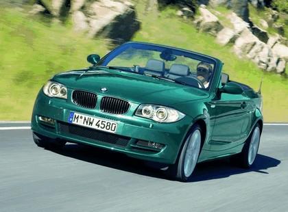 2007 BMW 1er convertible 5