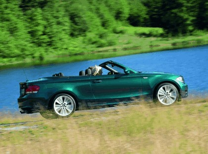 2007 BMW 1er convertible 6