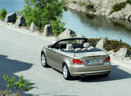 2007 BMW 1er convertible 13