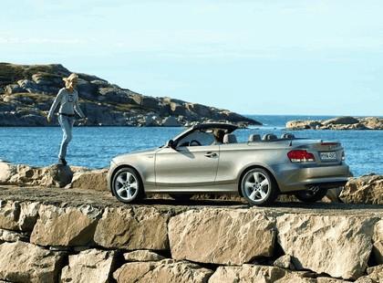 2007 BMW 1er convertible 14