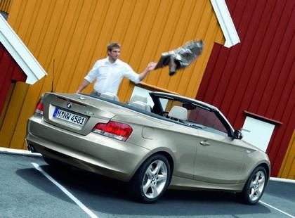 2007 BMW 1er convertible 16