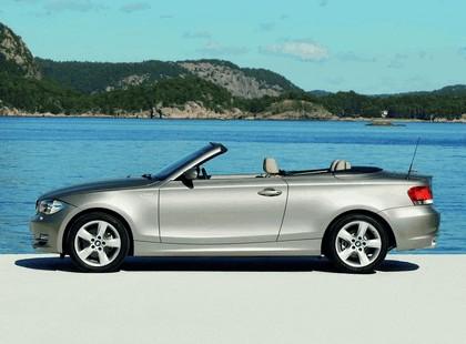 2007 BMW 1er convertible 26