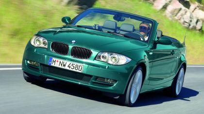 2007 BMW 1er convertible 1