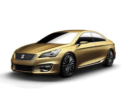 2013 Suzuki Authentics concept 1