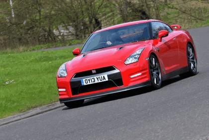 2013 Nissan GT-R ( R35 ) - European version 10