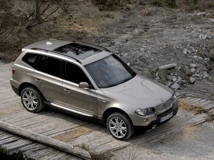 2007 BMW X3 3.0sd 4