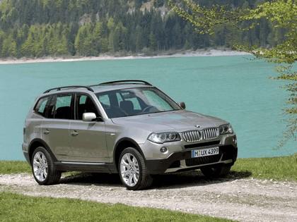 2007 BMW X3 3.0sd 5