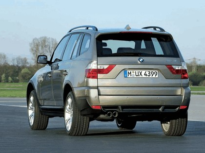 2007 BMW X3 3.0sd 8