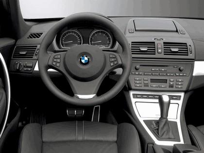 2007 BMW X3 3.0sd 9