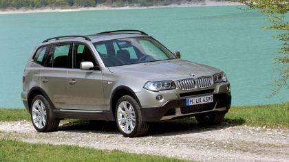 2007 BMW X3 3.0sd 2