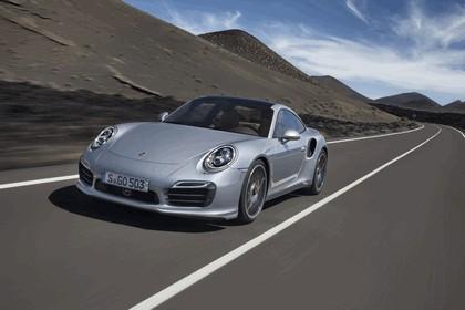 2013 Porsche 911 ( 991 ) Turbo S 1
