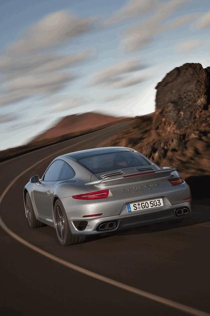 2013 Porsche 911 ( 991 ) Turbo S 6