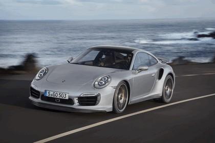 2013 Porsche 911 ( 991 ) Turbo S 8