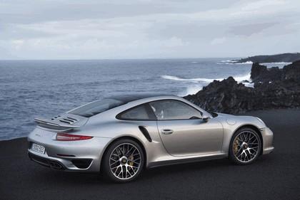 2013 Porsche 911 ( 991 ) Turbo S 11