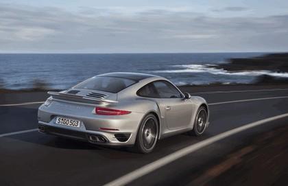 2013 Porsche 911 ( 991 ) Turbo S 12
