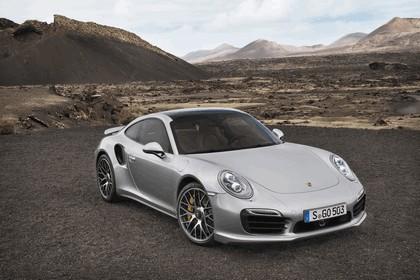 2013 Porsche 911 ( 991 ) Turbo S 16