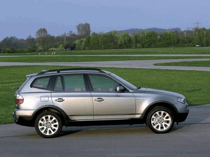 2007 BMW X3 3.0si 2