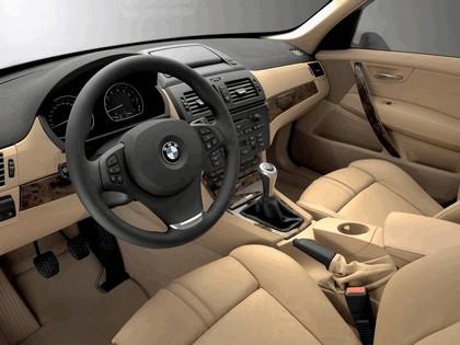 2007 BMW X3 3.0si 7