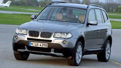 2007 BMW X3 3.0si 6