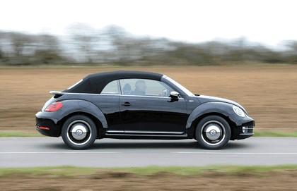 2013 Volkswagen Beetle cabriolet 50s edition - UK version 6