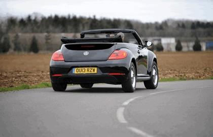 2013 Volkswagen Beetle cabriolet 50s edition - UK version 8
