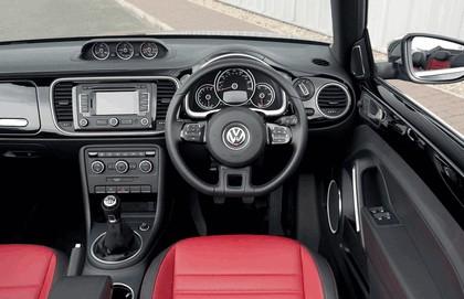 2013 Volkswagen Beetle cabriolet 50s edition - UK version 12