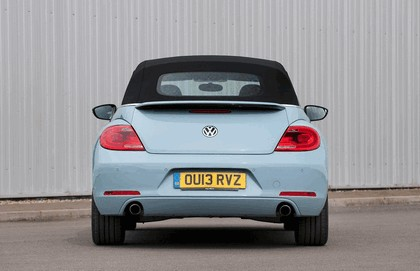 2013 Volkswagen Beetle cabriolet sport - UK version 3