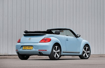 2013 Volkswagen Beetle cabriolet sport - UK version 8
