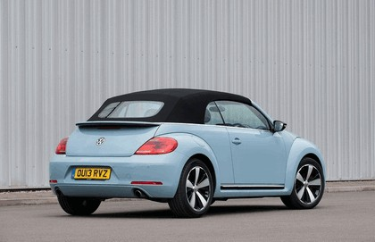 2013 Volkswagen Beetle cabriolet sport - UK version 9