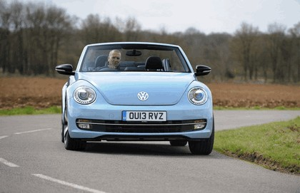 2013 Volkswagen Beetle cabriolet sport - UK version 10