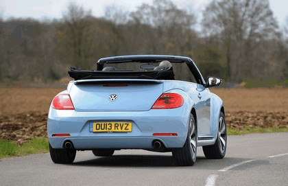 2013 Volkswagen Beetle cabriolet sport - UK version 11