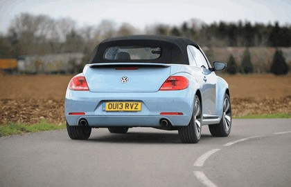2013 Volkswagen Beetle cabriolet sport - UK version 12