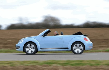 2013 Volkswagen Beetle cabriolet sport - UK version 13