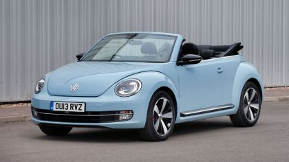 2013 Volkswagen Beetle cabriolet sport - UK version 6