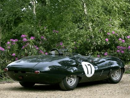 1959 Jaguar Costin roadster by Lister 4
