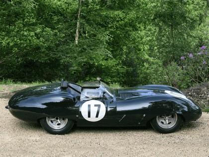 1959 Jaguar Costin roadster by Lister 5