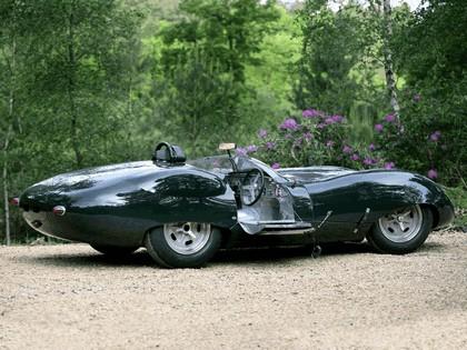 1959 Jaguar Costin roadster by Lister 6