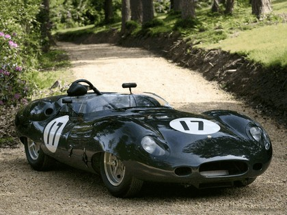 1959 Jaguar Costin roadster by Lister 7