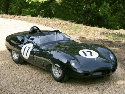 1959 Jaguar Costin roadster by Lister 8