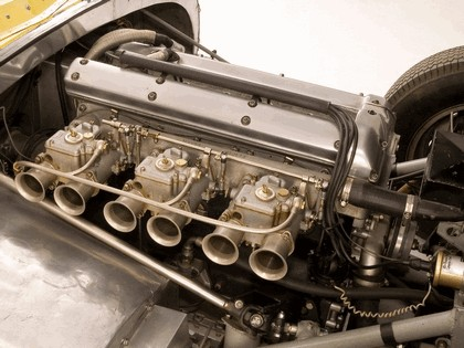 1959 Jaguar Costin roadster by Lister 10
