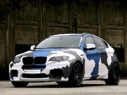 2013 BMW X6 ( E71 ) M Stealth By Inside Performance 1