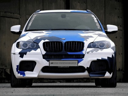 2013 BMW X6 ( E71 ) M Stealth By Inside Performance 3