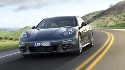 2013 Porsche Panamera 4S 2