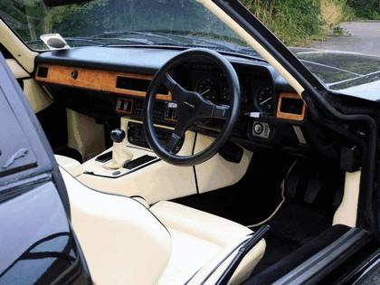 1985 Jaguar XJS HE 7.0L cabriolet by Lister 2