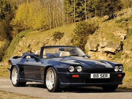 1990 Jaguar XJS cabriolet by Lister 1