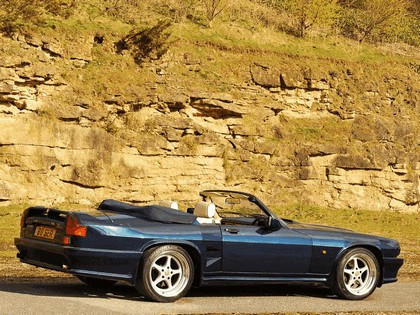 1990 Jaguar XJS cabriolet by Lister 3
