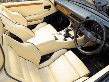 1990 Jaguar XJS cabriolet by Lister 4